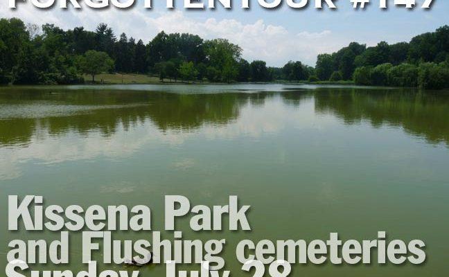 Forgotten Tour #147: Kissena Park And Flushing Cemeteries