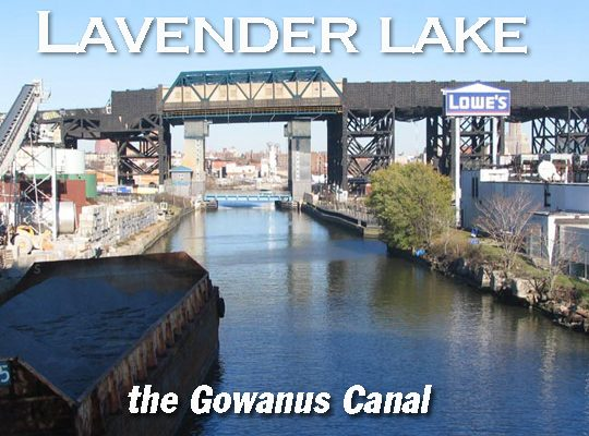 Forgotten Tour #149:  Gowanus Canal and the Old Stone House