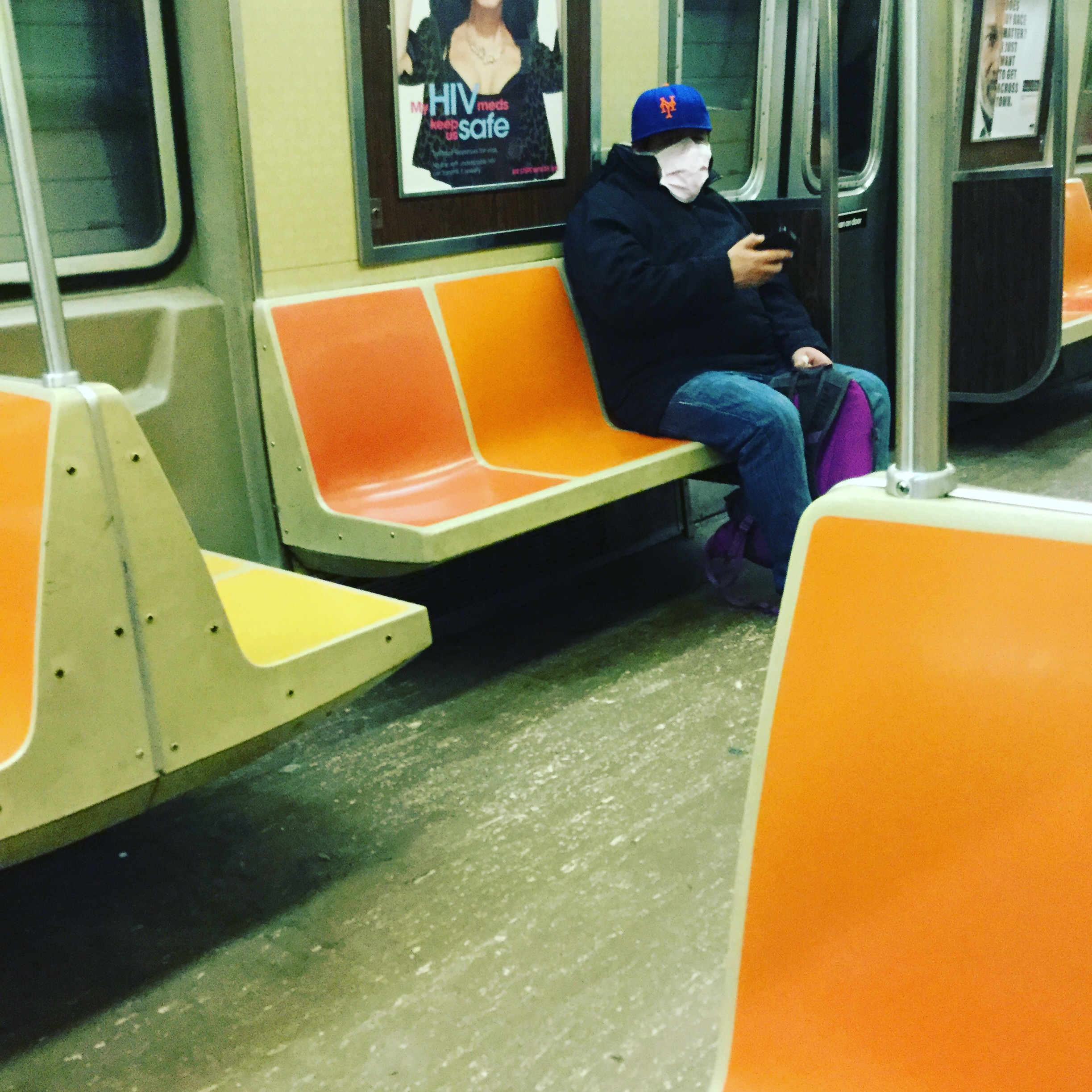 The N Train Blues